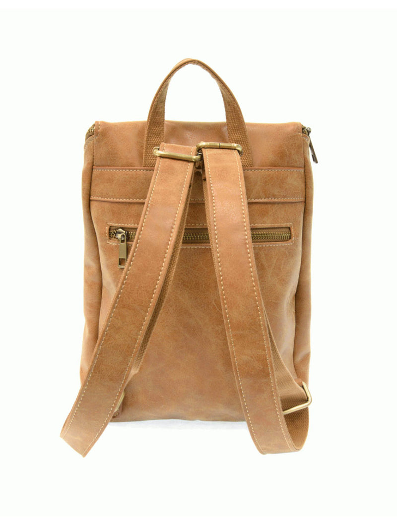 Joy Susan Alyssa Backpack in Walnut