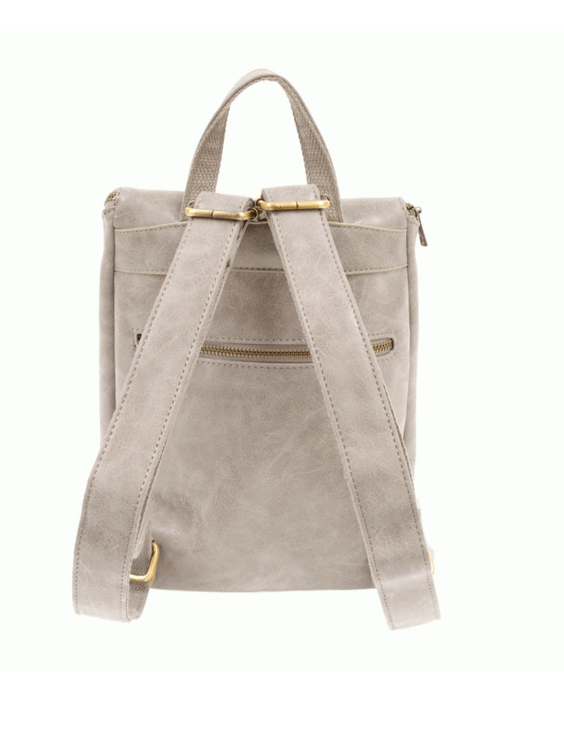 Joy Susan Alyssa Backpack in Oyster
