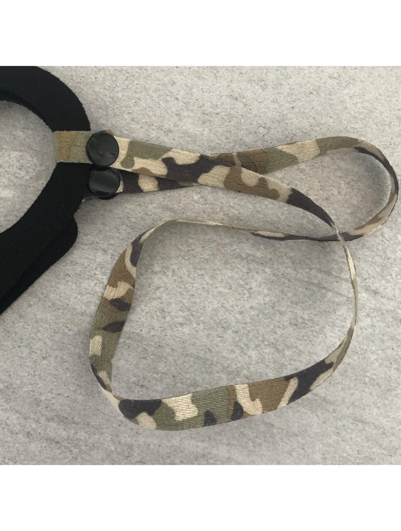 CRC Snap Mask Holder in Camo