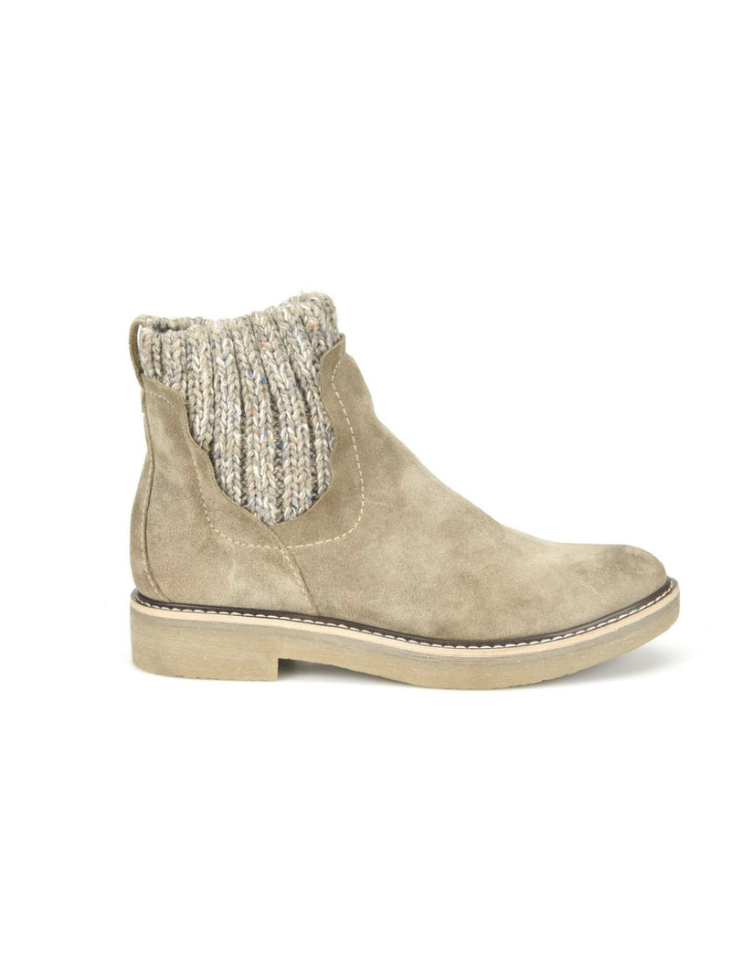 Comfortiva Rawnie Boot in Taupe