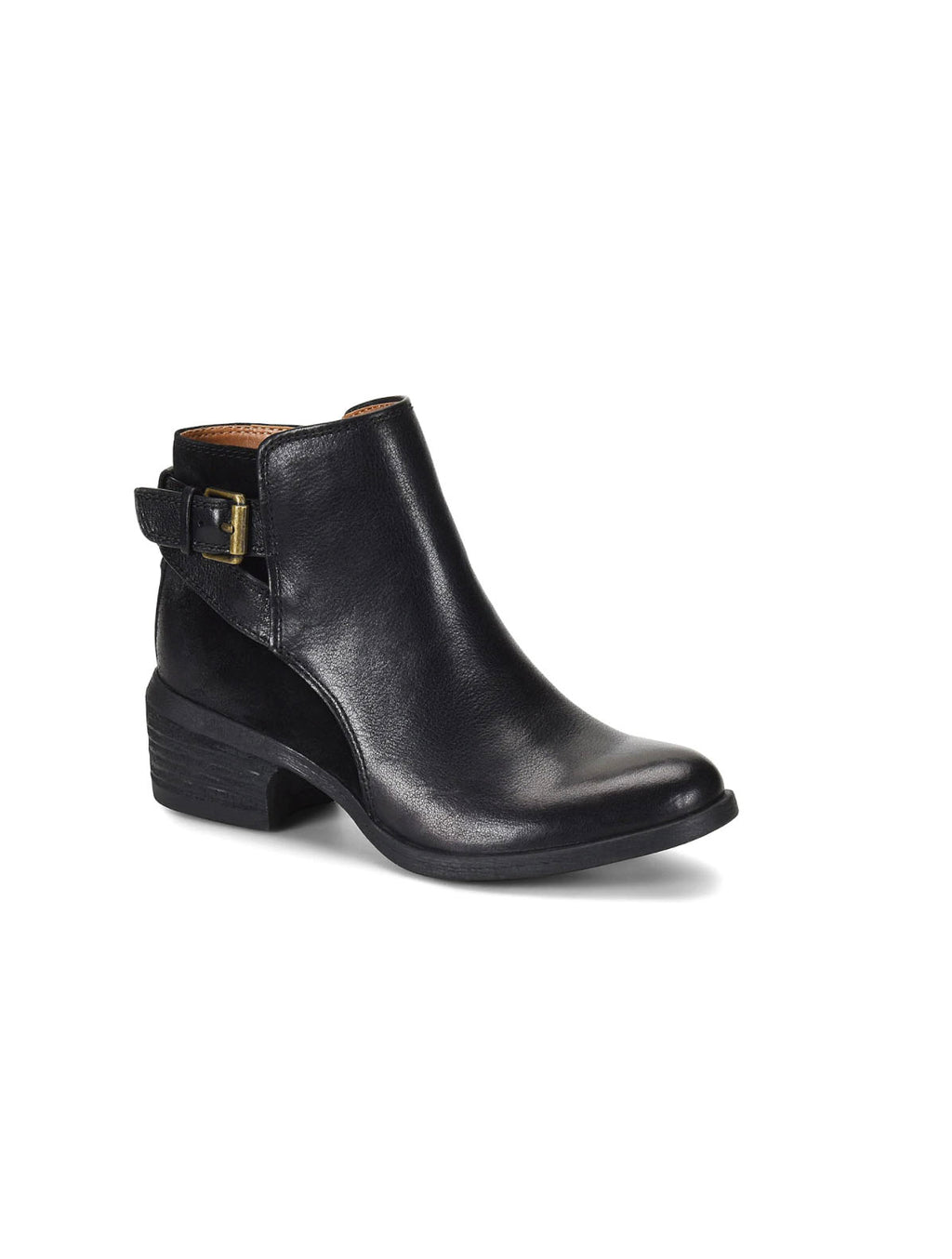 Comfortiva Creston Bootie in Black