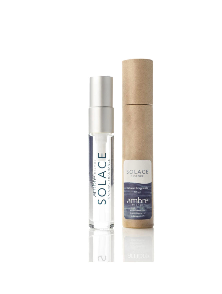 Ambre Blends 10ml Pump in Solace Blue