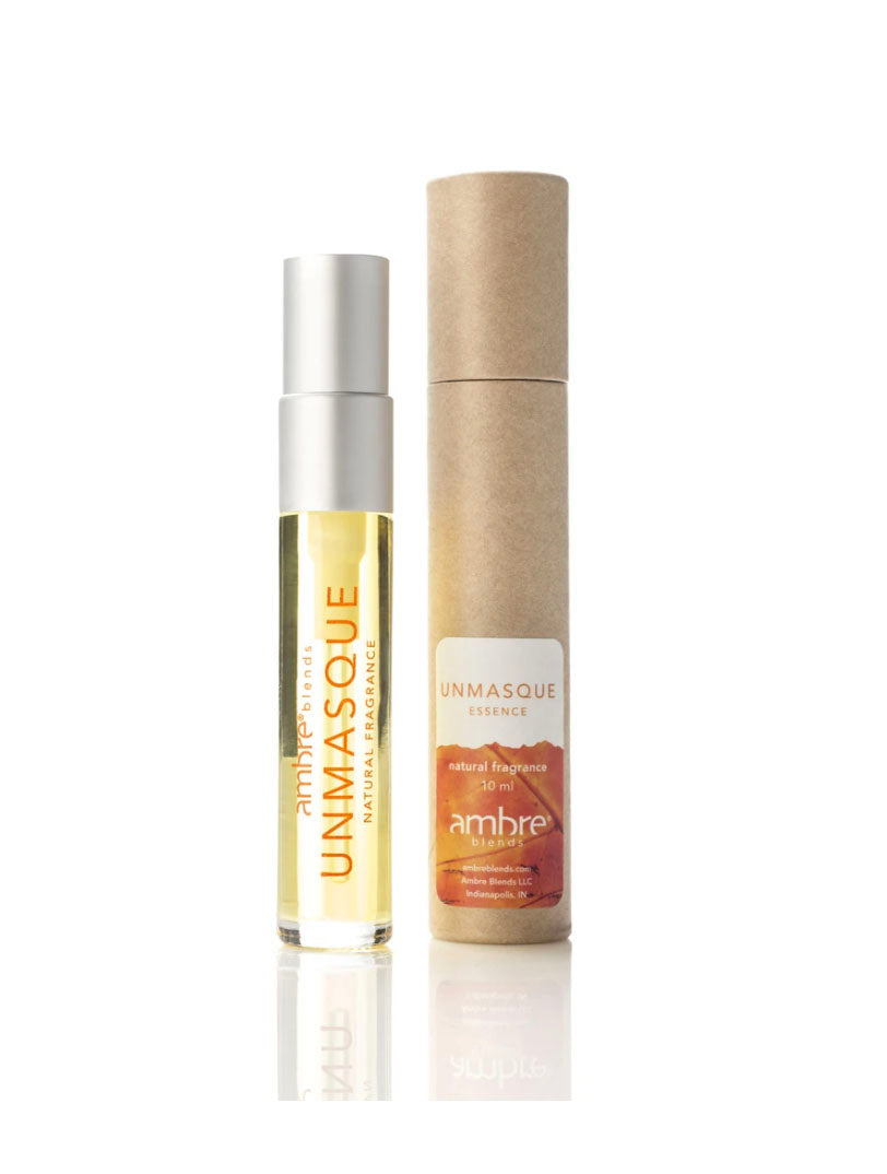 Ambre Blends 10ml Pump in Unmasque Orange