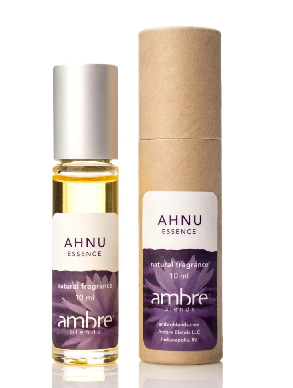 Ambre Blends 10ml Roll On in Ahnu Purple