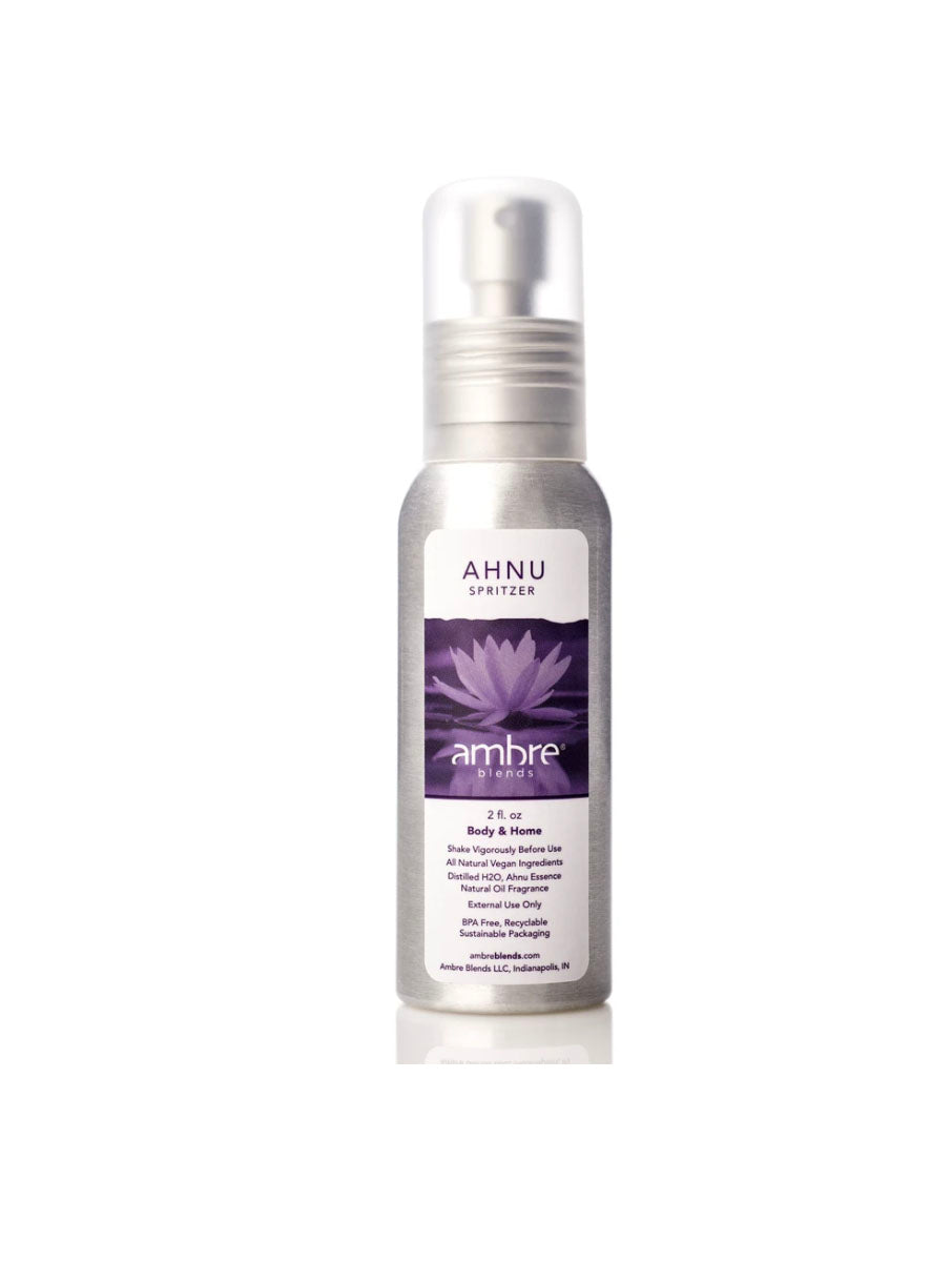 Ambre Blends 2oz Spritz in Ahnu Purple