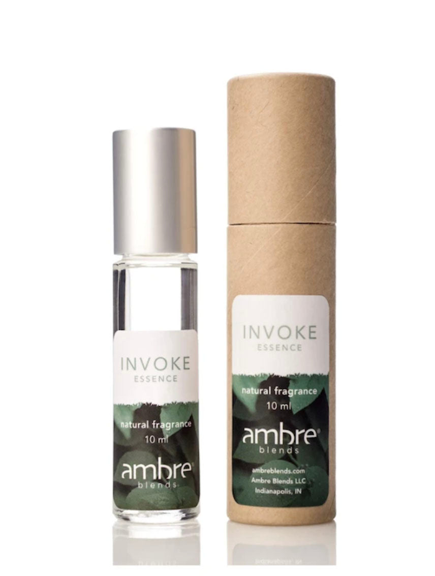Ambre Blends 10oz Roll On in Invoke Green