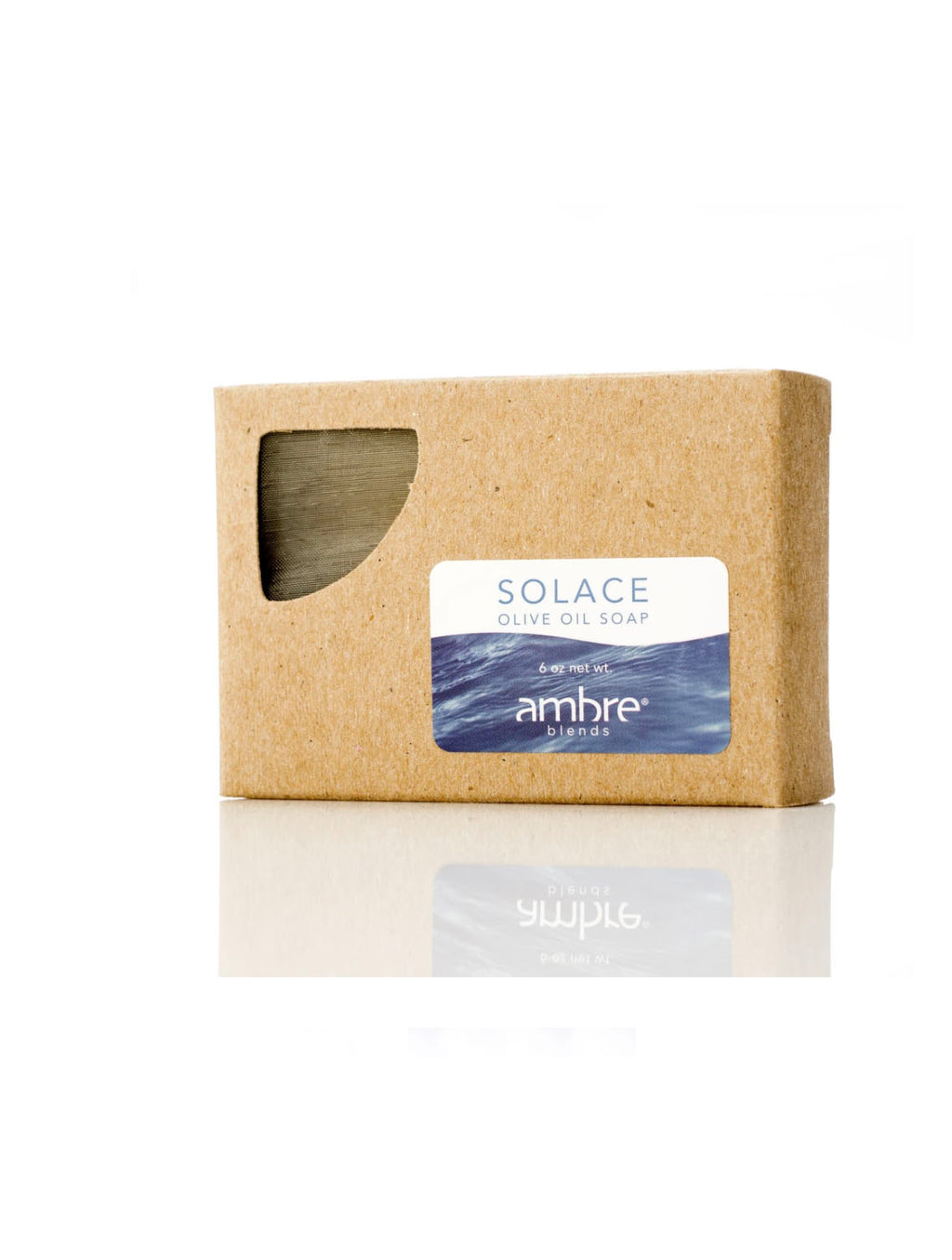 Ambre Blends Soap in Solace Blue