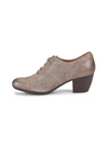 Comfortiva Angelique Oxford Heel in Smoke