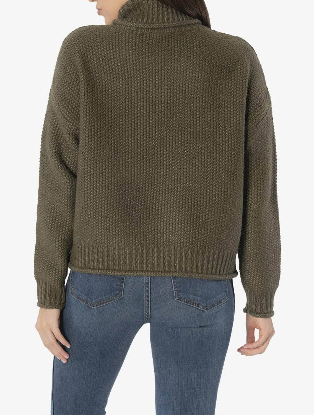 Kut From The Kloth Hailee Sweater in Olive