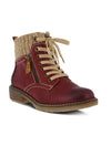 Spring Step Khazera Boot in Bordeaux