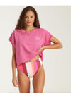 Billabong Gold Coast Top in Rosa