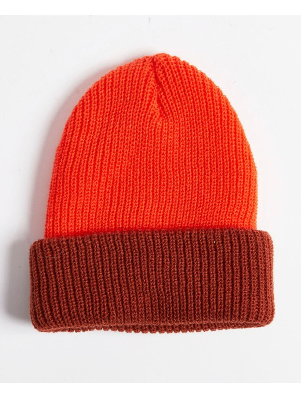 Billabong Roamer Beanie in Tango Red