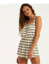 Billabong Move Free Romper in Cool Whip