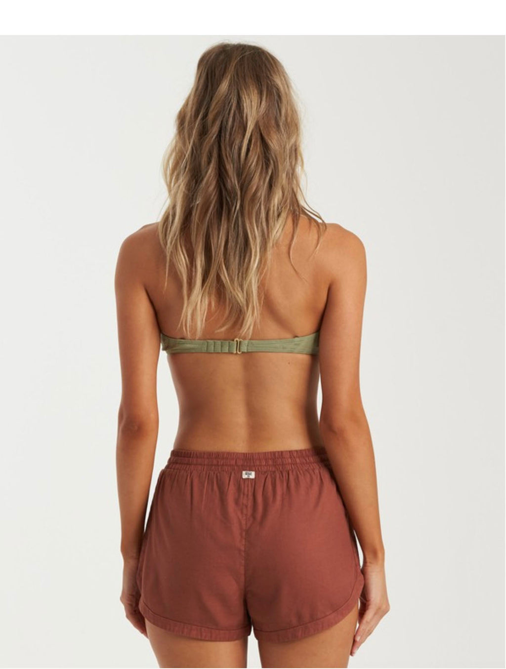 Billabong Road Trippin Short in Chestnut