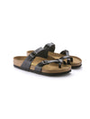 Birkenstock Mayari in Licorice