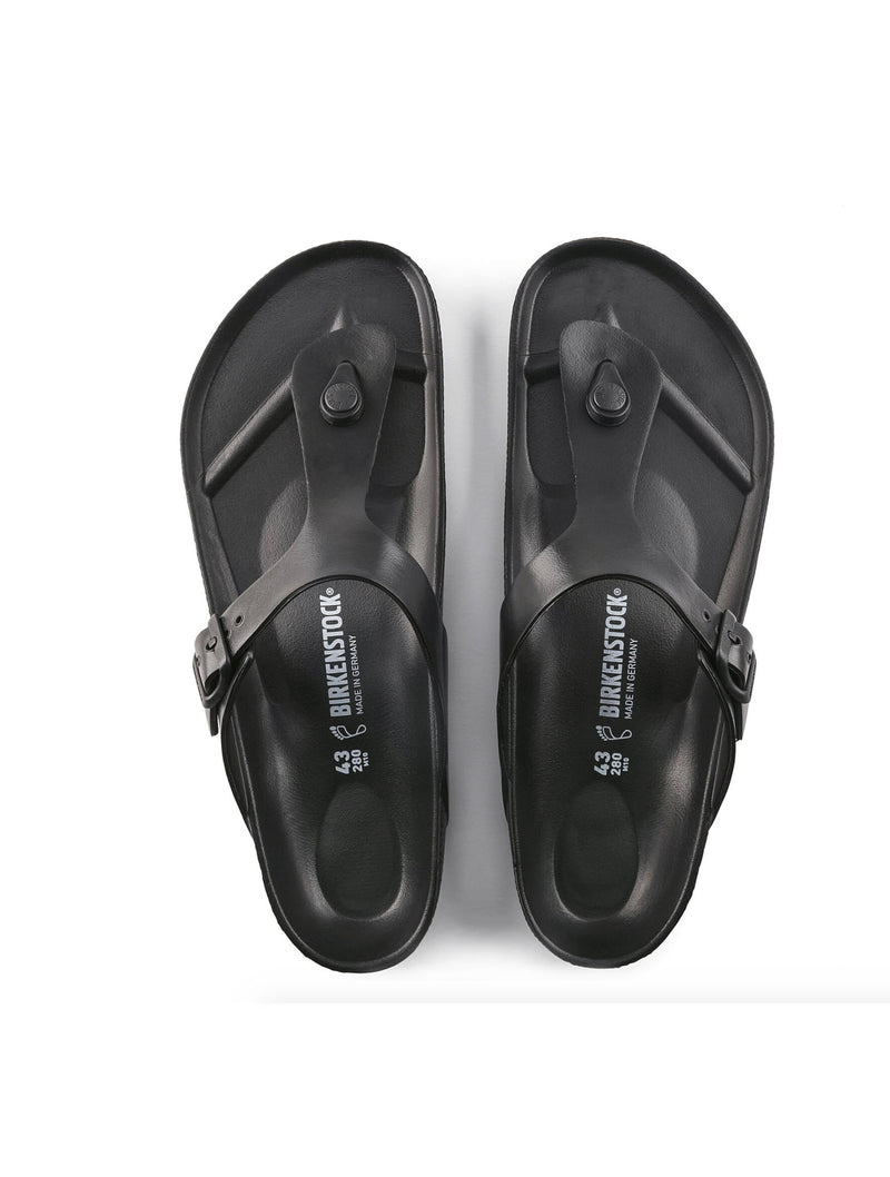 Birkenstock Gizeh EVA in Black