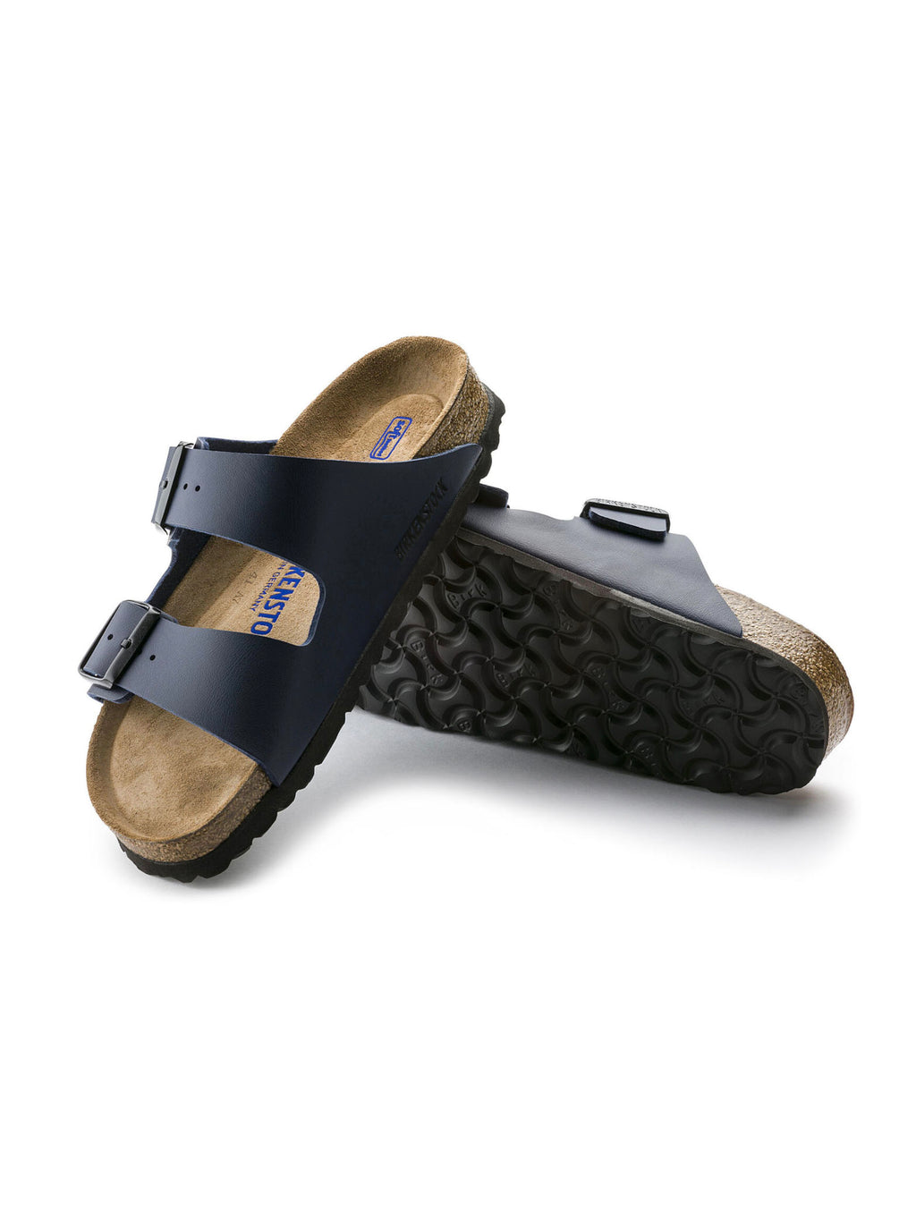 Birkenstock Arizona in Blue