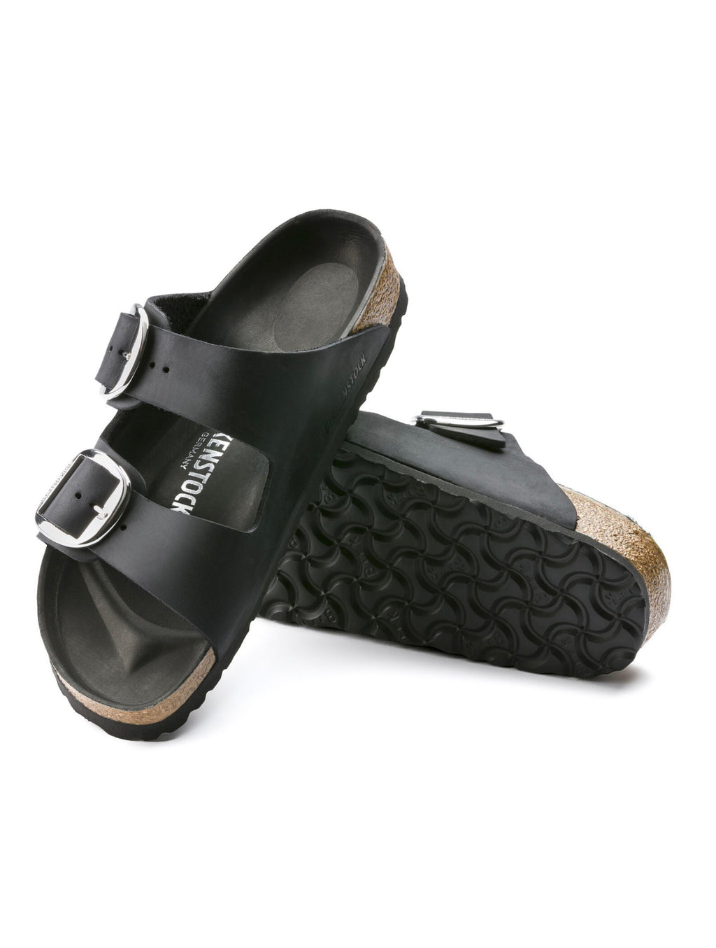 Birkenstock Arizona Big Buckle in Black