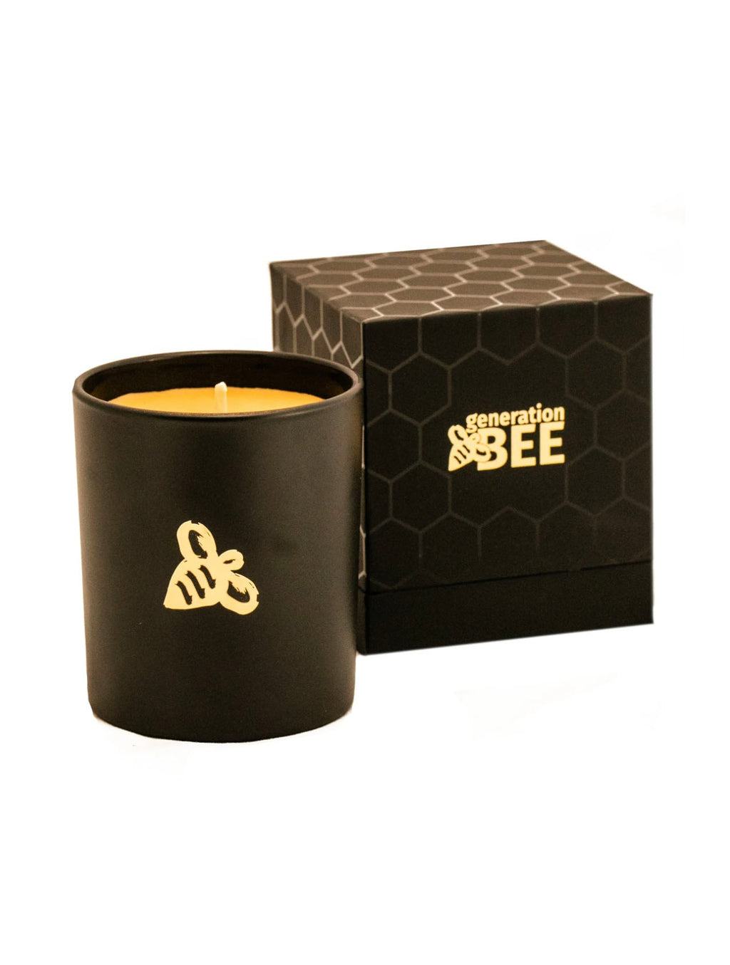 Generation Bee 8oz Candle in Pumpkin Patch