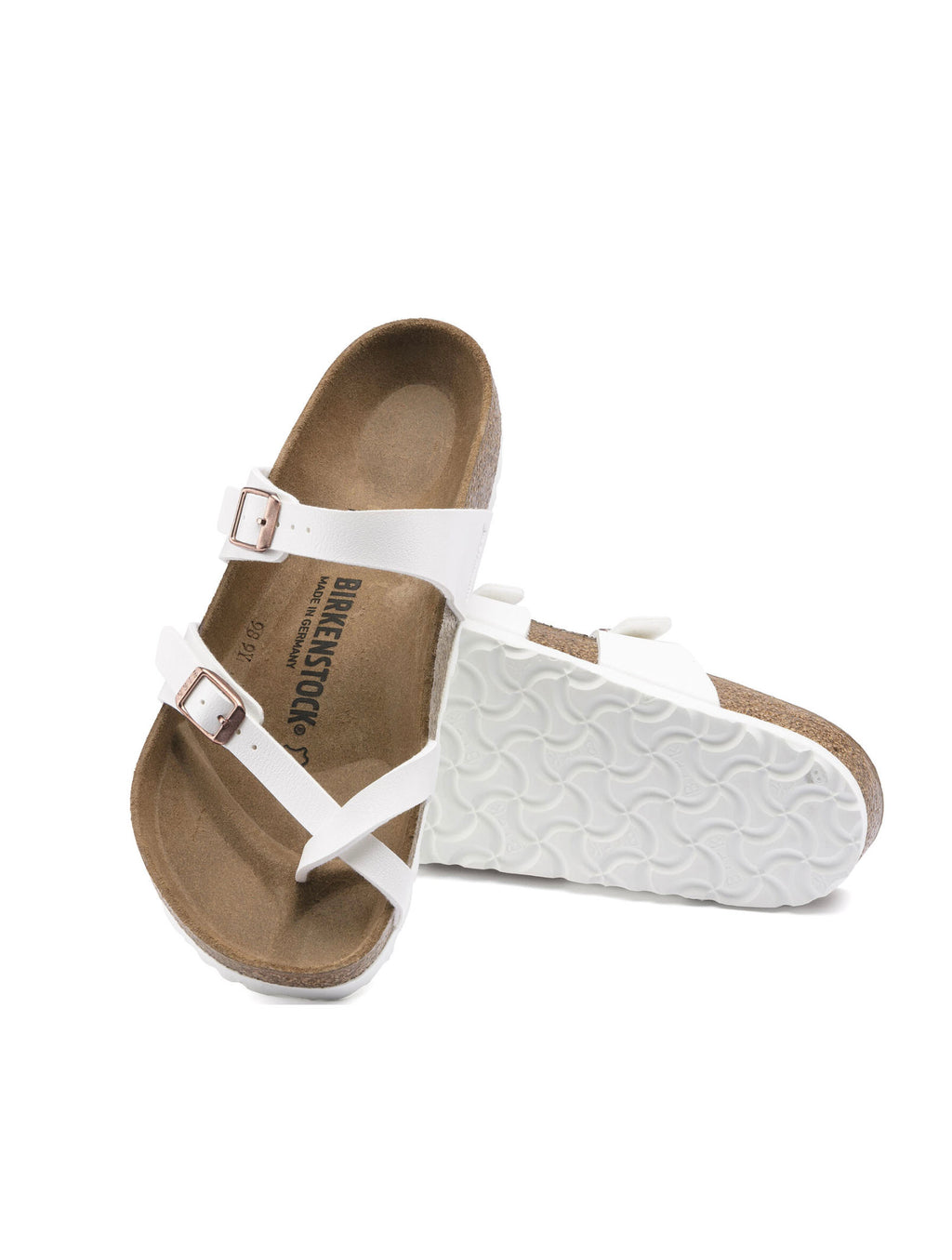 Birkenstock Mayari in White