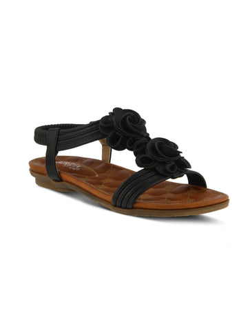 Dansko Madalyn Slingback Mule Sandal in Black