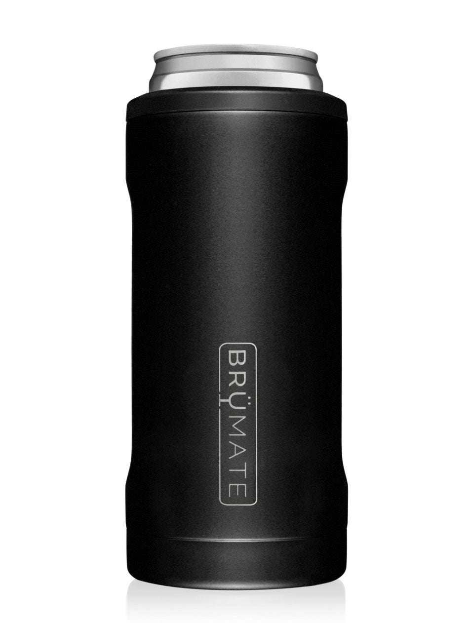 BrüMate Hopsulator Slim in Matte Black