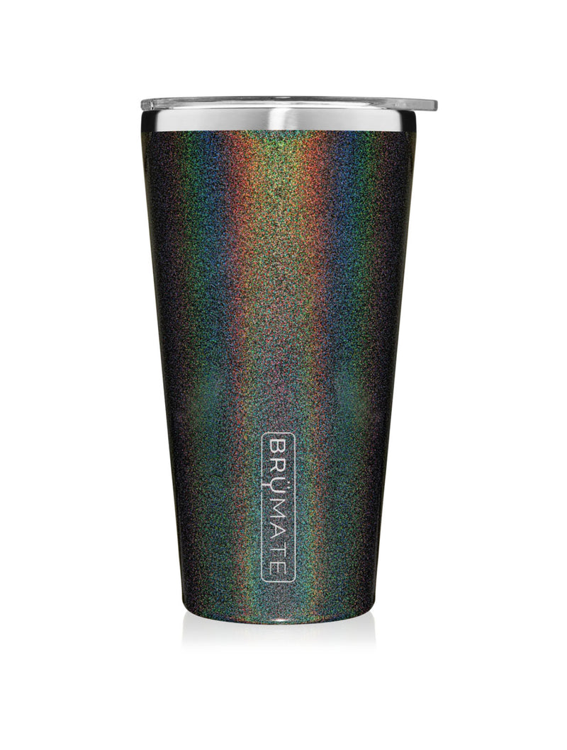 BrüMate Imperial Pint in Glitter Charcoal