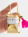 Natural Life Air Pod Case in Gold