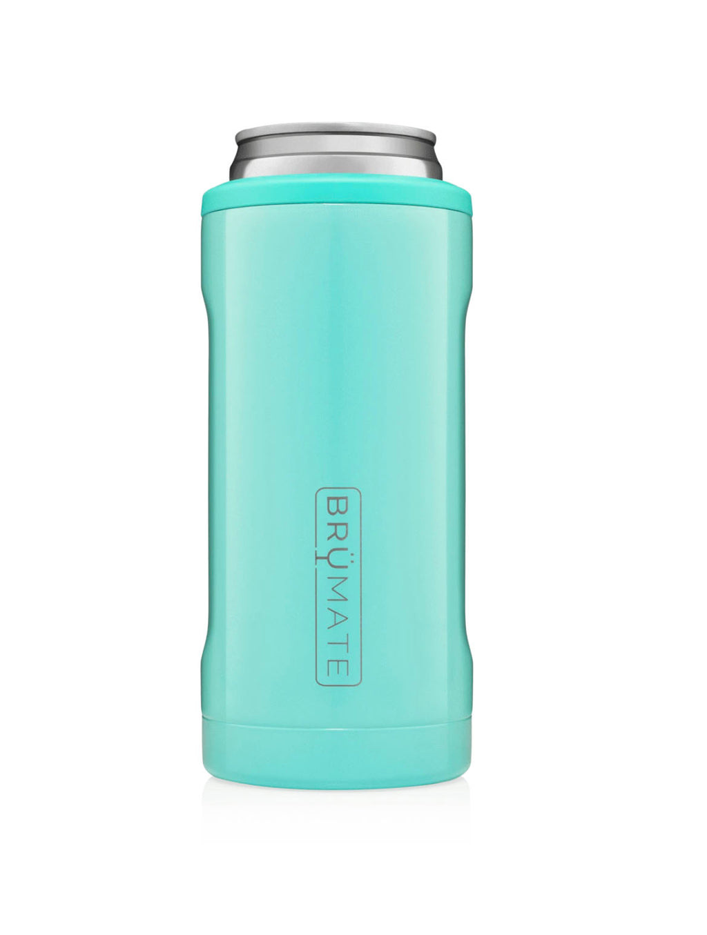 BrüMate Hopsulator Slim in Aqua