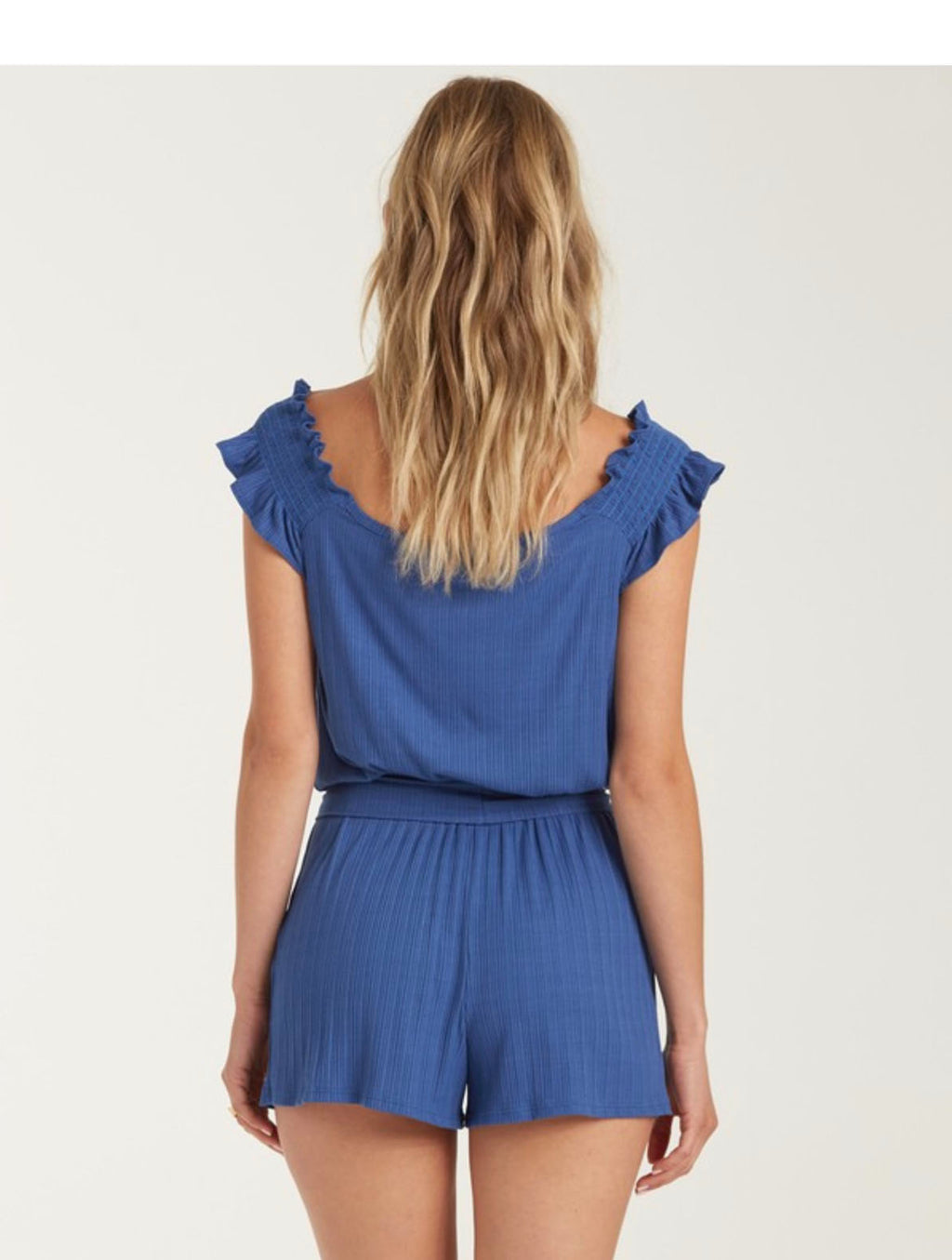 Billabong Day Break Romper in Sail Away