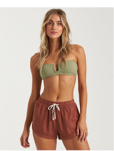 Billabong One and Only Overall in Wild Honey