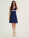 Free People Solid Ribbed Brami Lavender