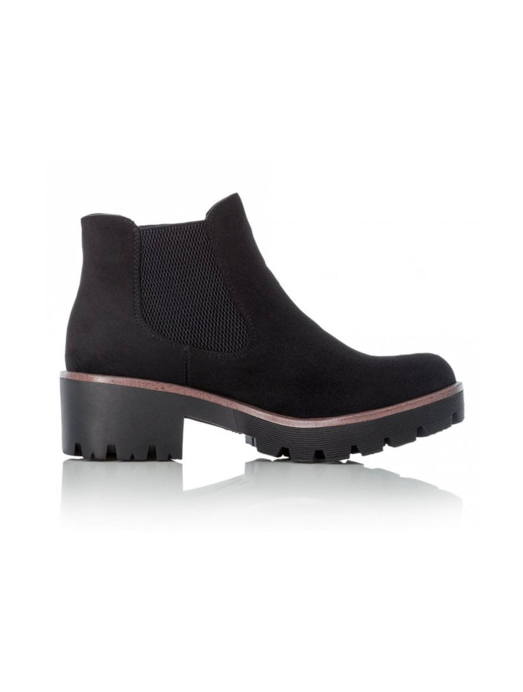 Rieker Amalia Boot in Black