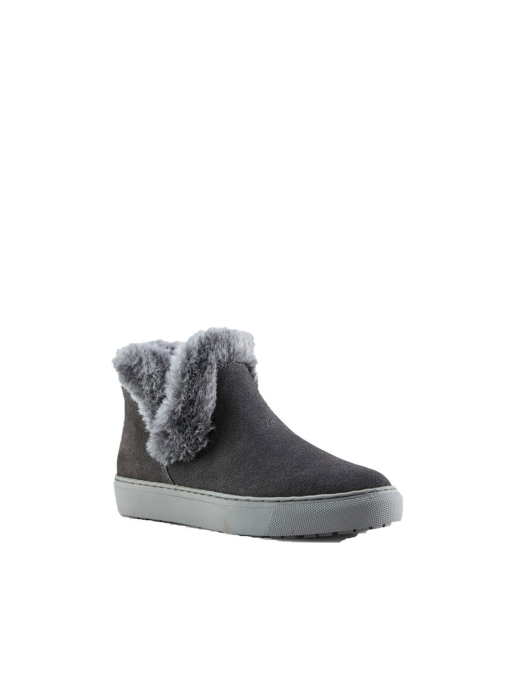 Cougar Duffy Winter Sneaker in Pewter
