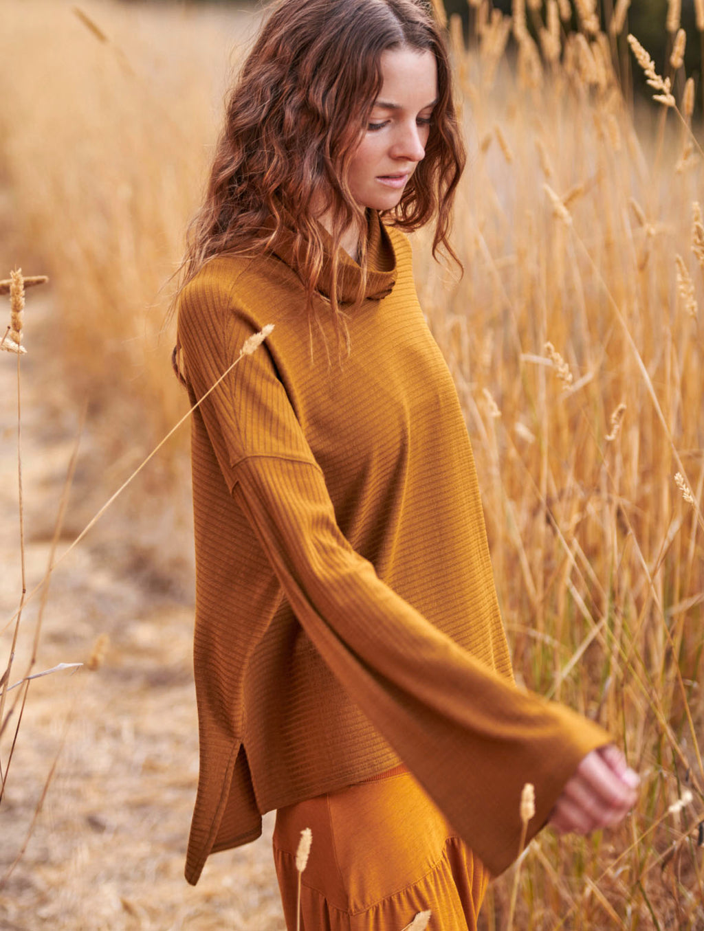 Free People Can't Handle This Turtleneck Top in High Atlas