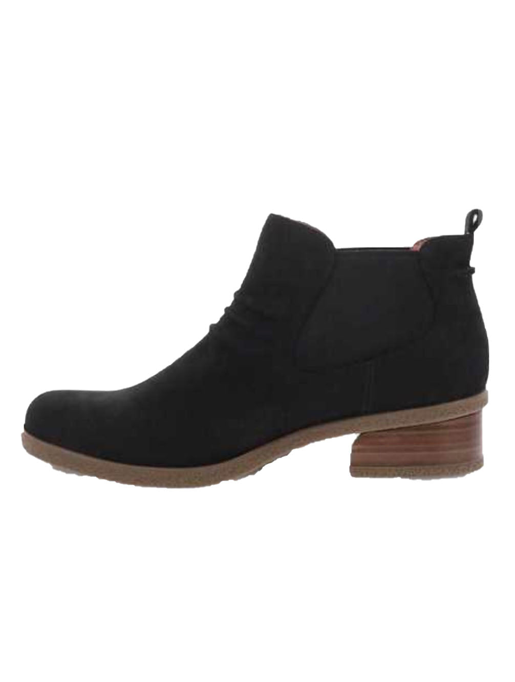 Dansko Bea V Cut Boot in Black