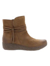 Sorel Lennox Chelsea Stud Bootie in Sandy Tan