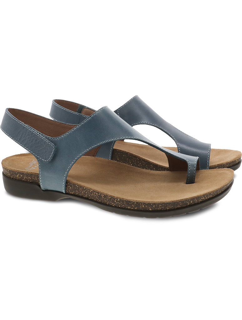 Dansko Reece Sandal in Denim