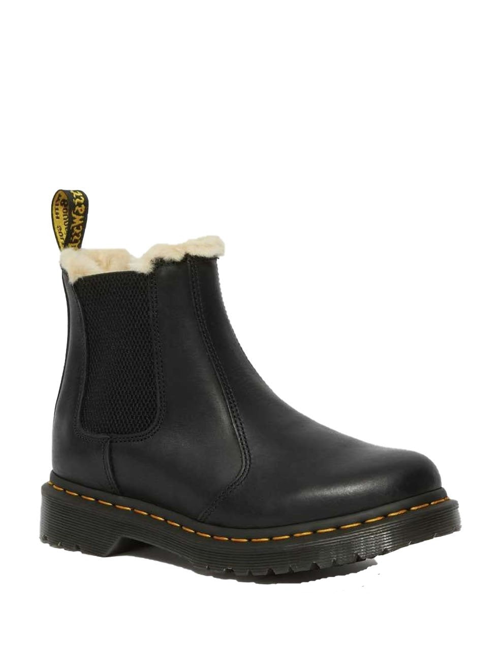 Dr. Martens 2976 Leonore Chelsea Boot in Black