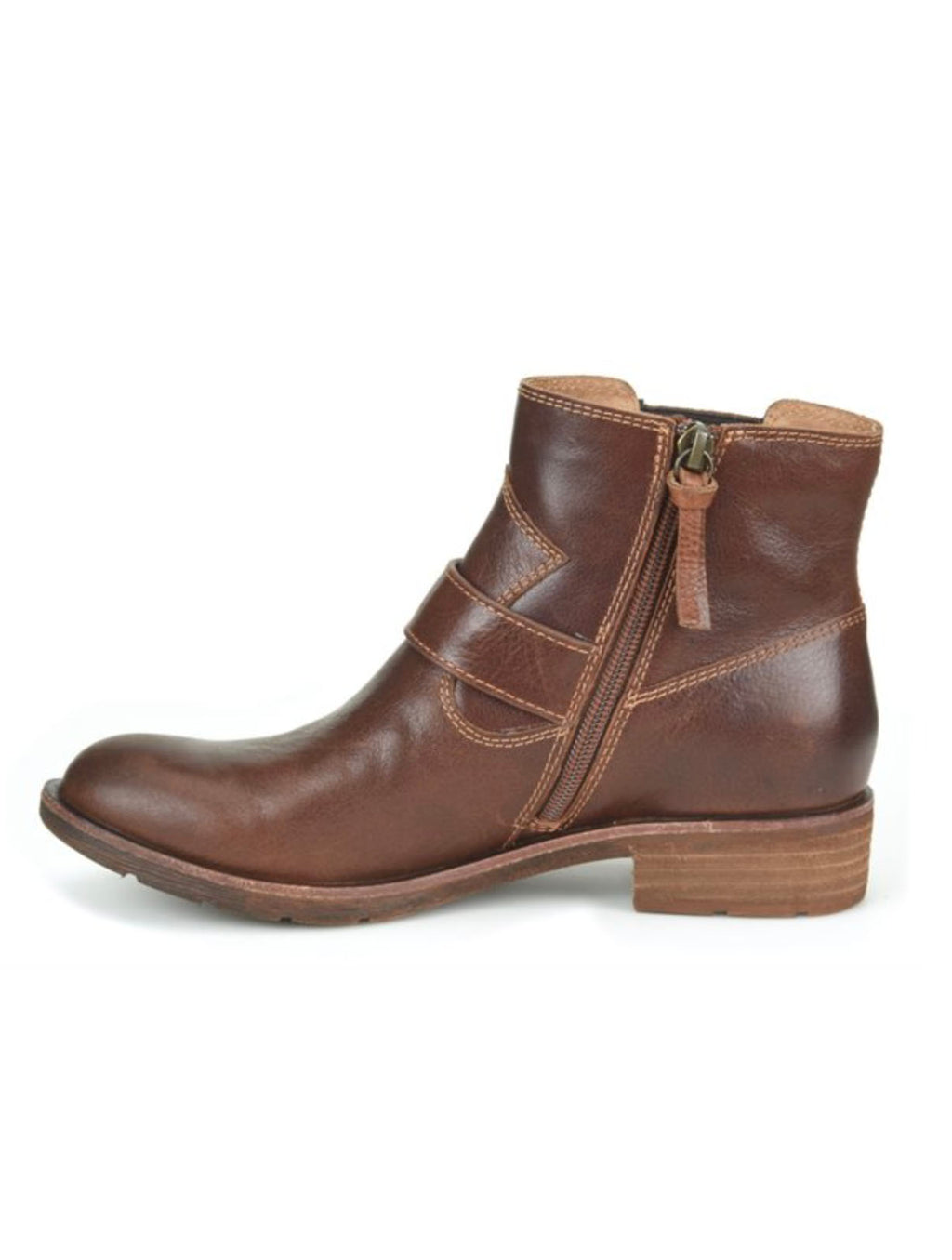Sofft Brocke Moto Boot in Whiskey