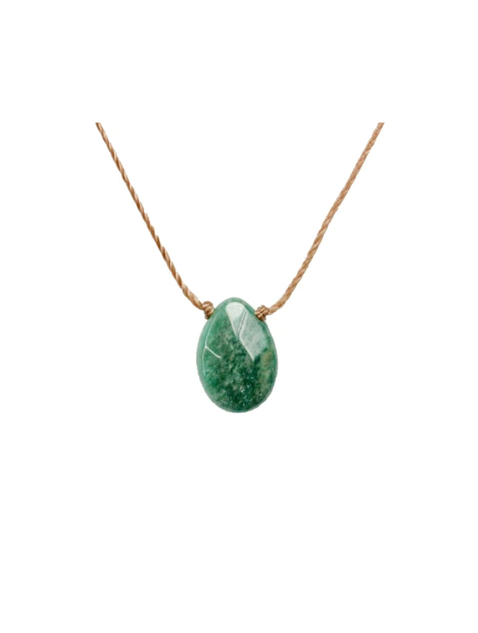 "SoulKu Jewelry Soul-Full of Light ""Courage"" Necklace in Amazonite"