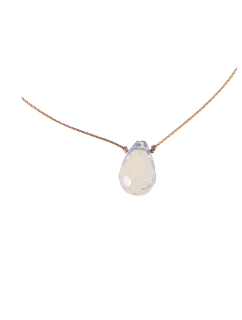 "SoulKu Jewelry Soul Shine ""Motherhood"" Necklace in Opaline"