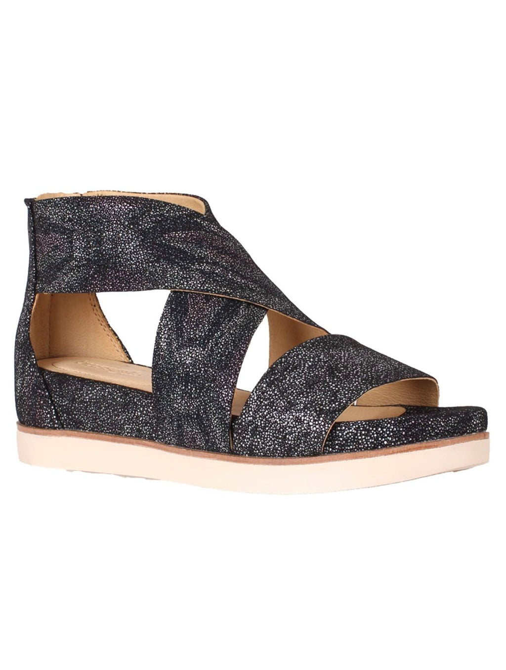 Bussola Phebe Sandal in Black