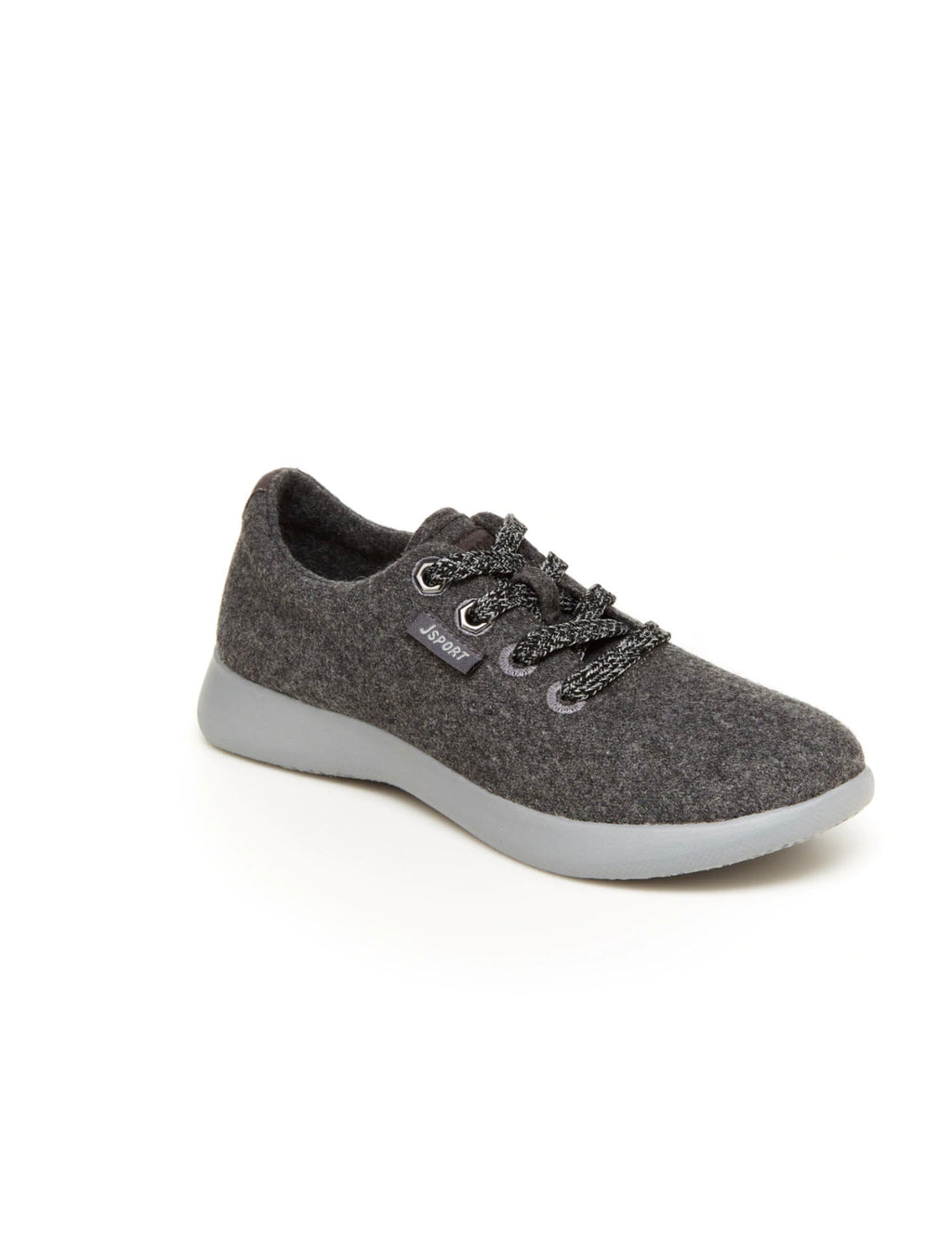 Jambu Arrow Lace Up in Grey