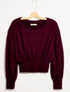 Free People Run To You Tee in Plum