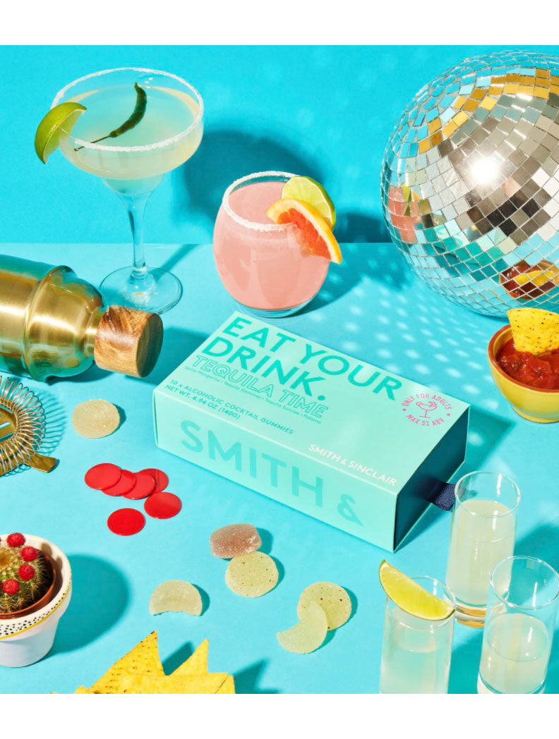 Smith & Sinclair Single Tequila Candy