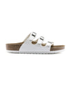 Birkenstock Florida in White