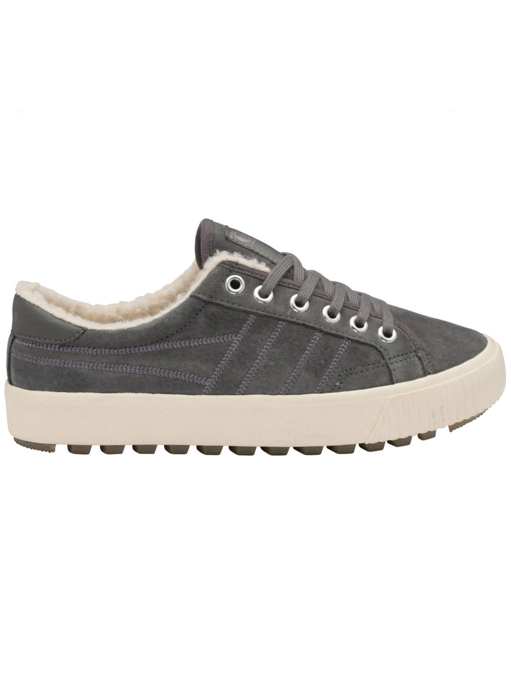 Gola Nordic Fleece Lined Sneaker in Ash