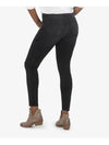 Kut From The Kloth Connie High Rise Fab in Hundred Black