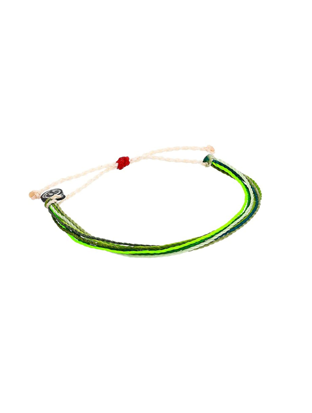 Pura Vida Original Bracelet in Green